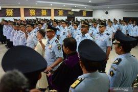 Sejumlah kalapas dan kepala imigrasi di Aceh diganti