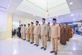 Wali Kota Padangsidimpuan kukuhkan 46 ASN nomenklatur baru