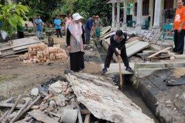 Bupati Bangka Tengah ajak masyarakat budayakan hidup gotong royong