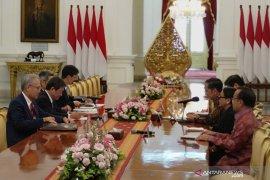 Presiden Jokowi ajak Jepang investasi  di Natuna