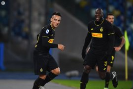 Jadwal Liga Italia, dua tim Biru-Hitam akan saling gempur