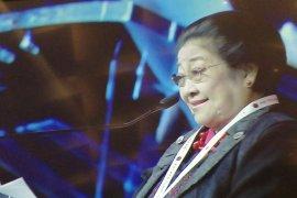 Ketua Umum DPP PDIP dukung sikap Jokowi soal Natuna