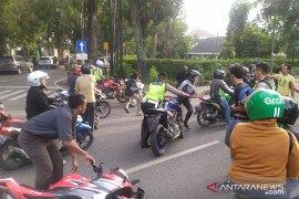 Puluhan pelajar di Kota Medan terlibat tawuran