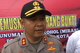 Polisi Sukabumi masih buru rekan pembunuh pengemudi ojek daring
