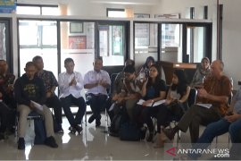 PMI-USAID tinjau program kesiapsiagaan gempa bumi di Sukabumi