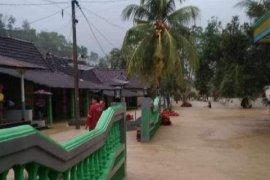 Dua desa di Kabupaten Jepara, Jateng dilanda banjir bandang