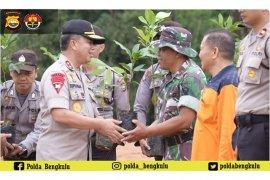 Kapolda Bengkulu ajak masyarakat tanam pohon