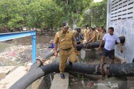PUPR Kota Tangerang perbaiki tanggul dan normalisasi sungai pascabanjir