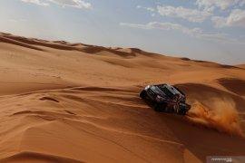Brabec dan Sainz dominan Dakar 2020