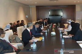 Jokowi pergi ke Abu Dhabi temui Putra Mahkota UEA perluas kerja sama