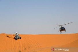 Reli Dakar 2020, Vitse menang di Riyadh