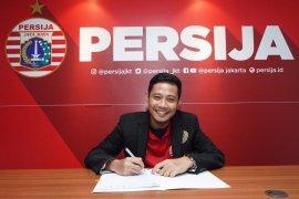 Klub  Persija Jakarta resmi datangkan Evan Dimas