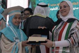 Kuwait beri penghormatan 138 penghafal Al Quran di Ponpes Garut