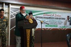 NU berjanji lebih tingkatkan sinergitas Pemko Langsa