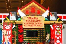 Kabupaten Landak tampilkan produk UMKM pada Pameran HUT PDI Perjuangan