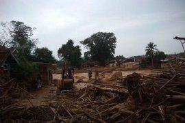 18 pesantren di Lebak rusak berat diterjang banjir bandang