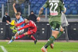 Liga Italia, gol semata wayang Immobile amankan kemenangan Lazio atas Napoli