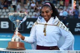 Serena Williams akhiri puasa gelar selama tiga tahun dan donasikan hadiah