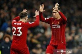 Hasil Liga Inggris: Liverpool kian tak terbendung dan unggul 16 poin