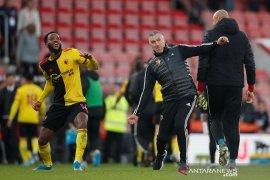Liga Inggris, Watford tinggalkan zona merah usai gulung Bournemouth 3-0