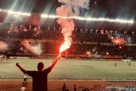 Saksikan atmosfer bonek, bacawali Surabaya Machfud Arifin merinding