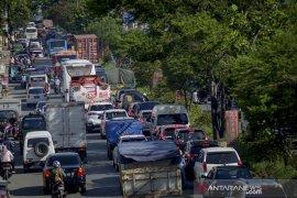 Kemacetan di Cileunyi