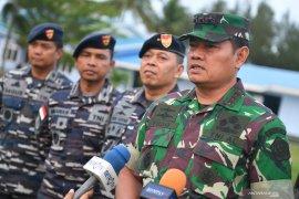 TNI pastikan kapal China tinggalkan Natuna