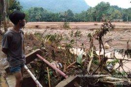 Distanbun Lebak: 891 hektar sawah rusak berat akibat banjir bandang