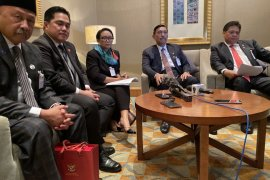 Indonesia-UEA sepakati 16 kerja sama