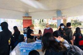 KBRI berikan bantuan pada WNI terdampak erupsi Gunung Taal