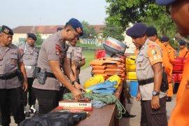 Brimob Porong siapkan dua peleton antisipasi bencana