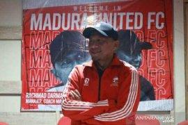 Madura United bakal uji coba di Malaysia