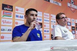 Esteban Vizcarra akan kembali latihan bersama, usai Persib pulang dari Malaysia