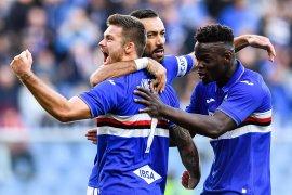 Liga Italia: Sampdoria menang besar 5-1 atas  Brescia