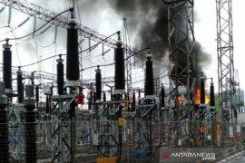 Kebakaran gardu induk, PLN pastikan layanan normal