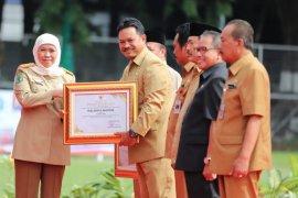 Kota Madiun raih Penghargaan Kesehatan dan Keselamatan Kerja (K3)