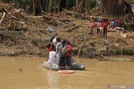Masa tanggap darurat bencana Lebak diperpanjang hingga 28 Januari 2020