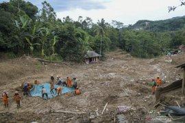 Masa tanggap darurat bencana Kabupaten Bogor diperpanjang