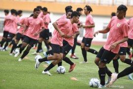 Hari ini, Timnas U-19 jalani uji coba perdana melawan tim universitas Korsel