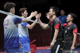 Hendra/Ahsan waspadai di semifinal