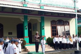 "Satlantas Polres Bangka intensifkan ""Goes Too School"""