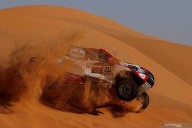 Alonso nikmati finis terbaiknya di Dakar 2020