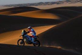 Etape VIII Dakar 2020 tanpa kategori sepeda motor