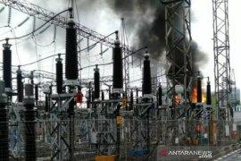 Gardu Induk Gambir terbakar, PLN pastikan layanan kembali normal