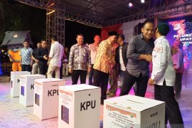 Kotabaru launching Pilkada 2020