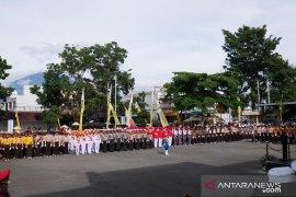 Seribuan anak ikut lomba polisi cilik tingkat Kabupaten Cianjur