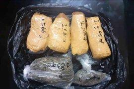 Pepeng, pemilik 429 gram ganja diringkus polisi di Babelan Bekasi