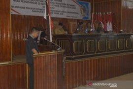 Raperda tentang Izin Usaha Perkebunan ditolak DPRD