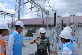 TNI dukung percepatan pembangunan kelistrikan di Kalbar