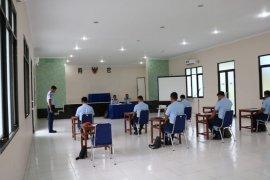 Delapan perwira Lanud Pattimura Ambon ikut ujian kenaikan pangkat